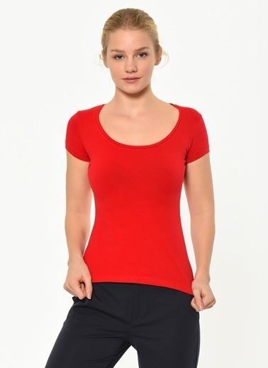 Loox Tişört Kırmızı